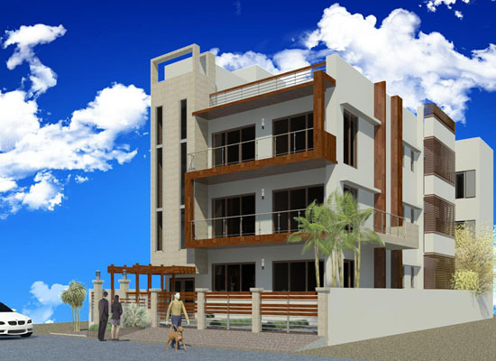 Top Architect For Best Design Of Builder Floors Redevelopment Housing Multi